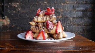 Crazy Nutella-Drenched Desserts